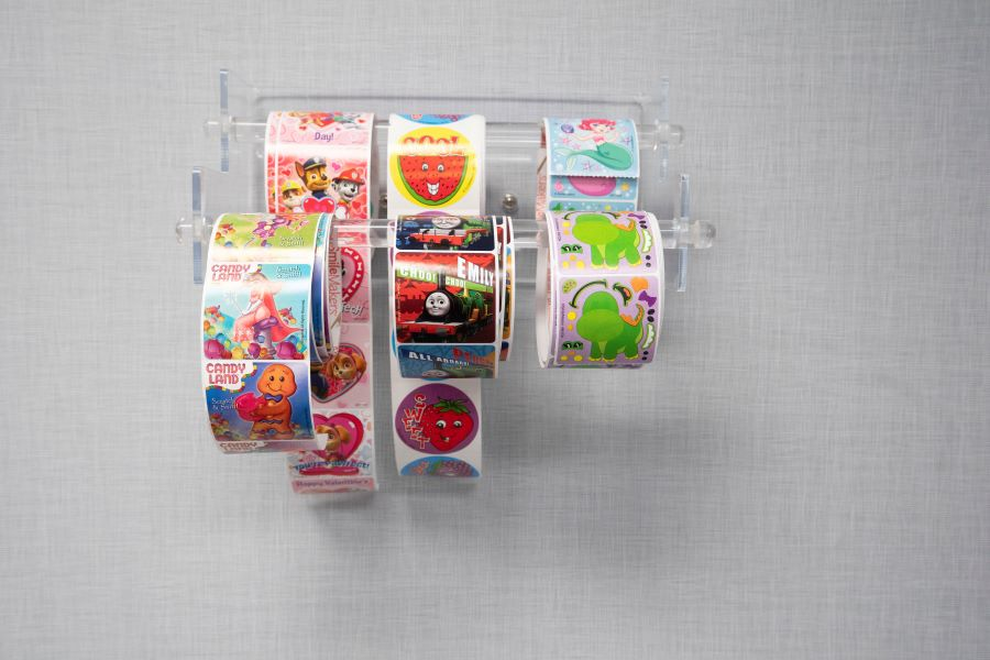 Stickers Little Apple Pediatric Dentistry