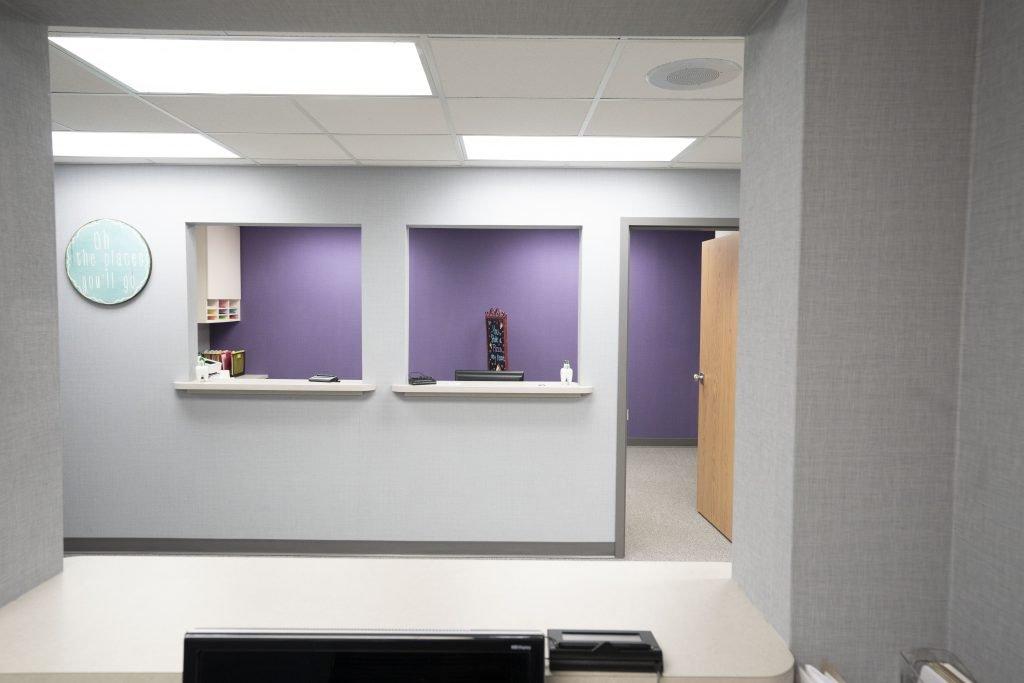 Front Desk Little Apple Pediatric Dentistry