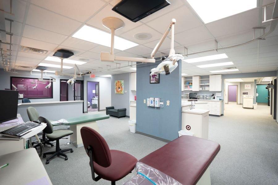 Dental Stations Little Apple Pediatric Dentistry