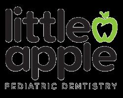Little Apple Pediatric Dentistry Logo